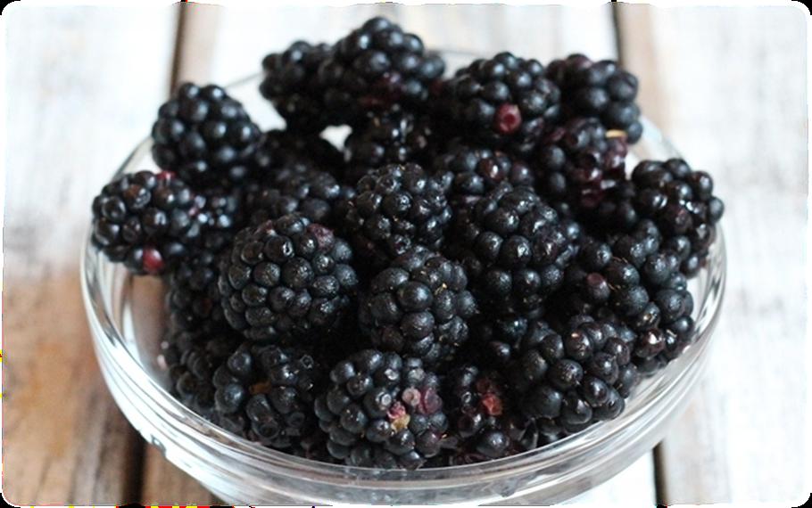Варенье из ежевики на зиму простые рецепты с фото пошагово