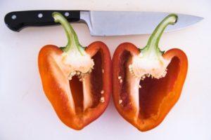 Как собрать семена перца