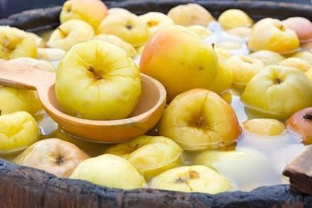 Сколько по времени мочатся яблоки
