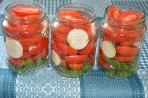 Рецепты помидоров половинками на зиму