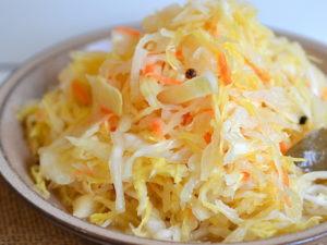 Рецепты засолки капусты в домашних условиях