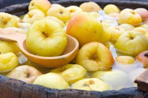 Моченые яблоки на зиму