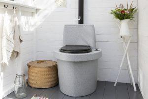 Торфяной туалет для дачи: какой лучше
