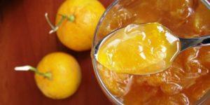 Варенье из сливы с апельсином