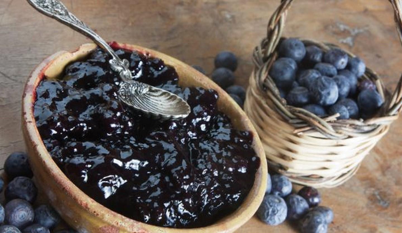 Варенье из голубики — особенности приготовления