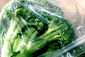 Когда надо срезать капусту брокколи