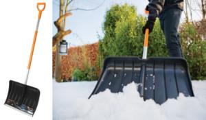 Лопата для уборки снега Fiskars