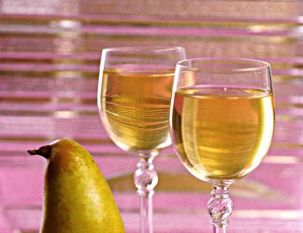 Вино из груши название
