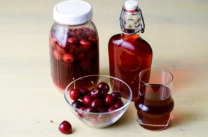 Рецепт самогона из черешни