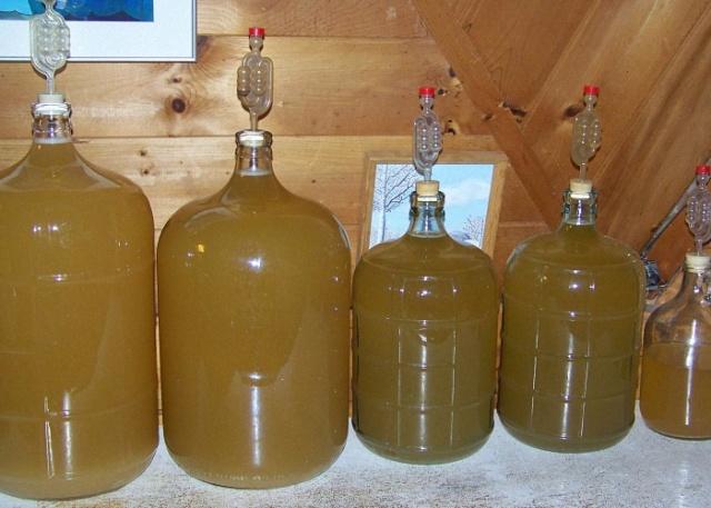 Как сделать вино из домашних груш