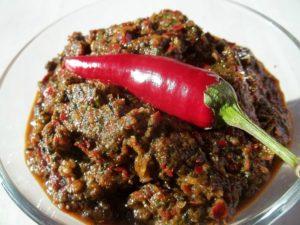 Аджика абхазская классическая – рецепт