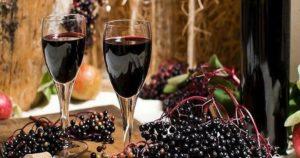 Домашнее вино из черемухи