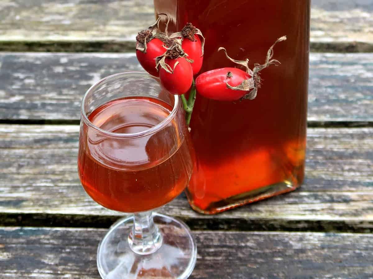Настойка из боярышника на водке – 4 простых рецепта