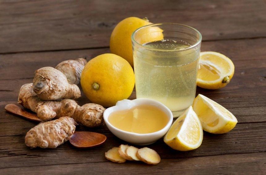 Имбирь с медом и лимоном похудеть