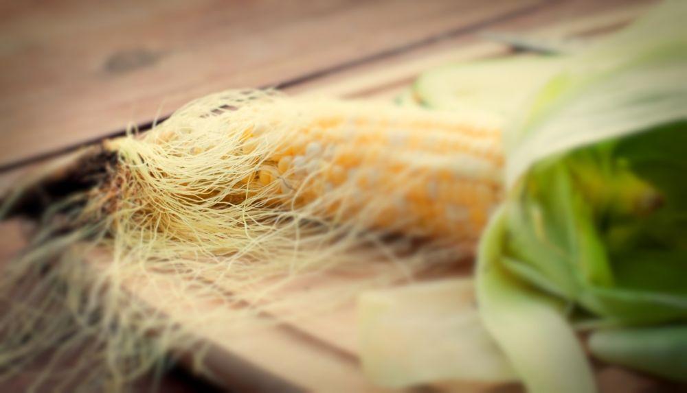 Как заваривать рыльца кукурузы
