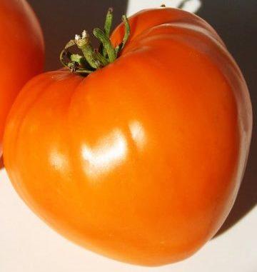 Томат оранж строберри
