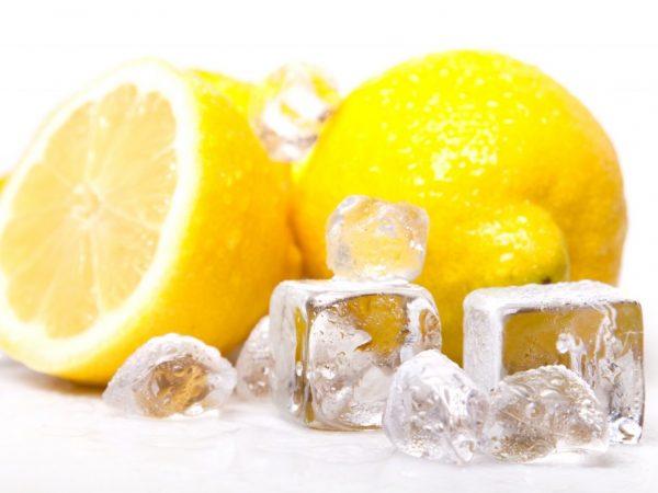 Лимон замороженный полезные свойства