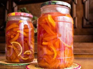 Лимонное варенье: рецепты с фото