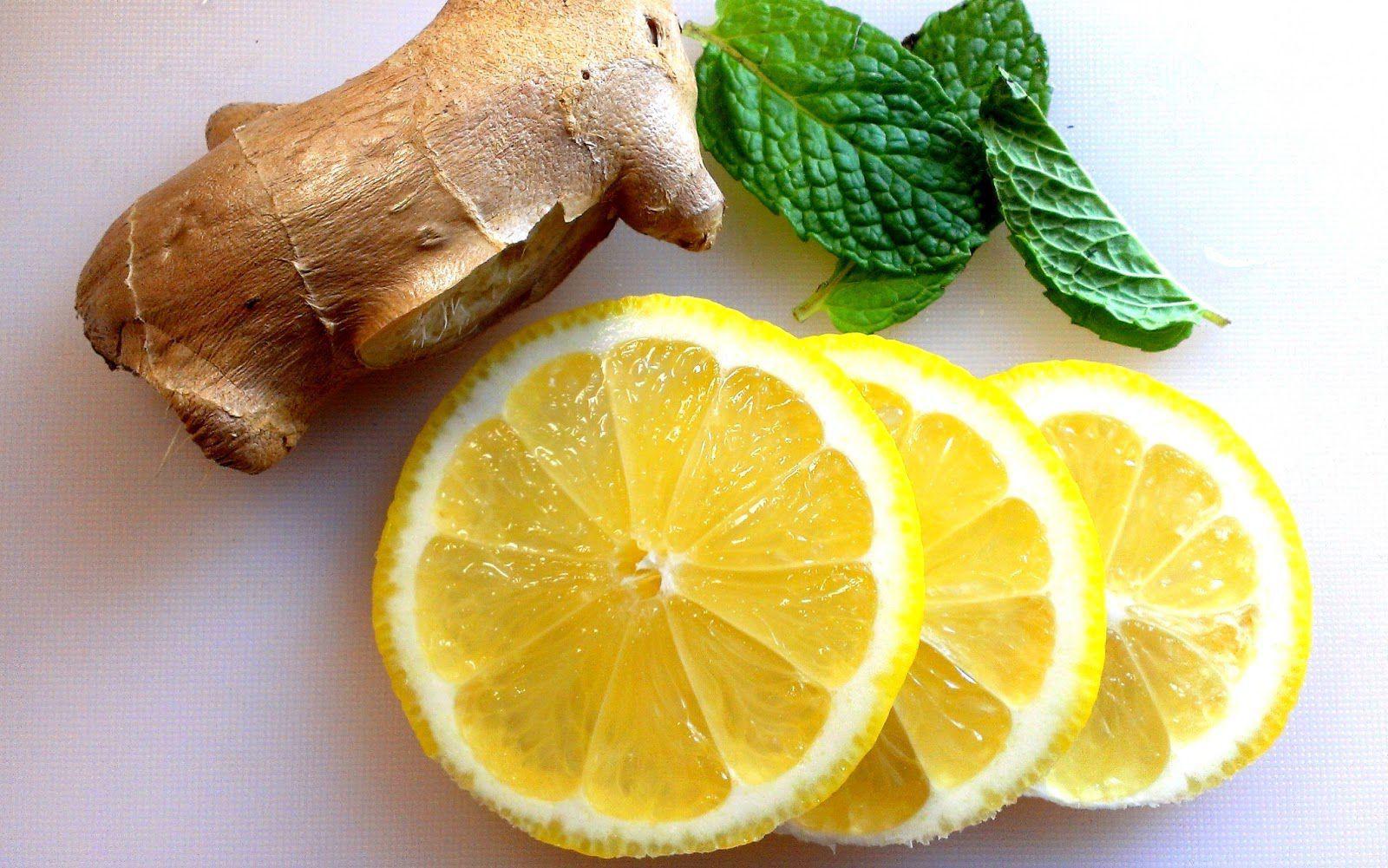 Рецепты похудение с лимоном