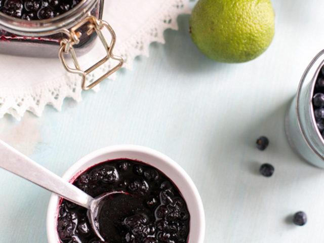 Черничный конфитюр и пастила: рецепты приготовления в домашних условия