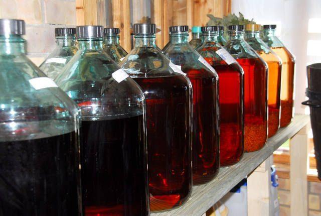 Черничное вино в домашних условиях: простые рецепты
