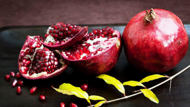 1 32 - Pomegranate and blood pressure effect contraindications