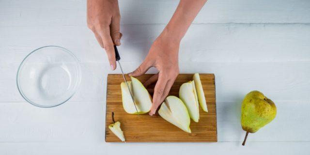 Цукаты из груши: быстрые рецепты в электросушилке, в духовке