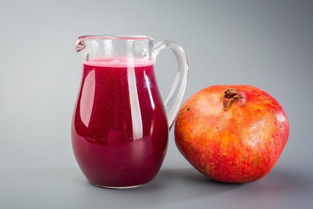 Гранат при сахарном диабете: можно ли есть, пить гранатовый сок