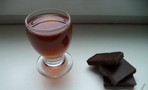 Коньяк на перегородках грецкого ореха: рецепты