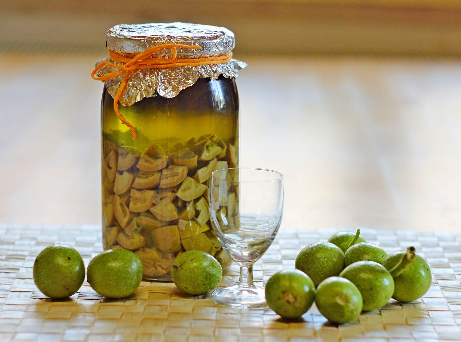 Лекарство из кожуры грецкого ореха