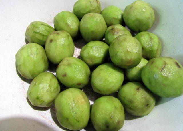 Применение настойки зеленого грецкого ореха: на водке, на меду, на керосине, на спирту