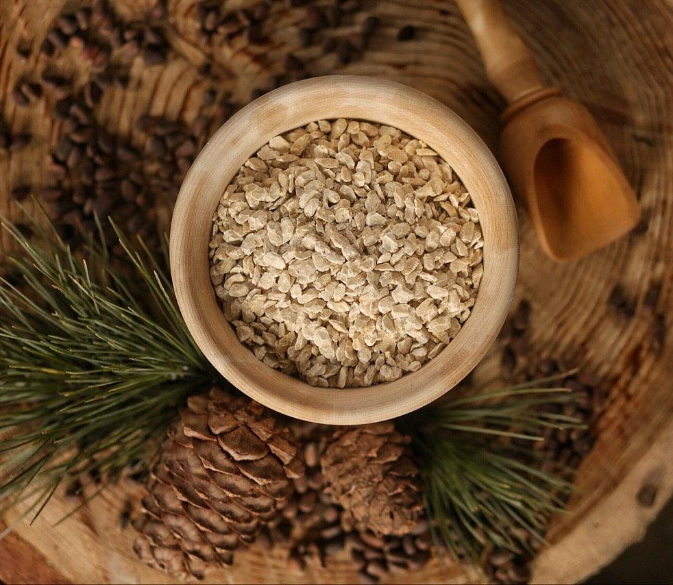 Жмых грецкого ореха польза
