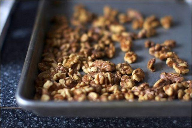 Как мыть грецкие орехи: очищенные, в скорлупе