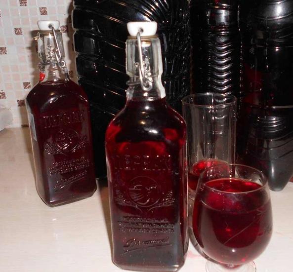 Рецепты приготовления барбарисового вина в домашних условиях