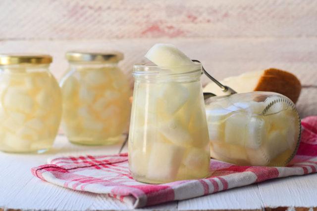 Рецепты приготовления дыни как ананас на зиму