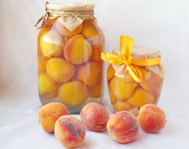 Заготовки из персиков на зиму: что приготовить, золотые рецепты