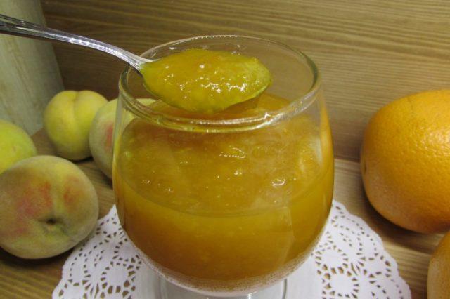Простые рецепты приготовления повидла из персиков на зиму