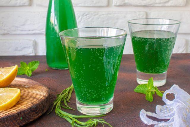 Как сделать напитки с тархуном (эстрагоном) в домашних условиях