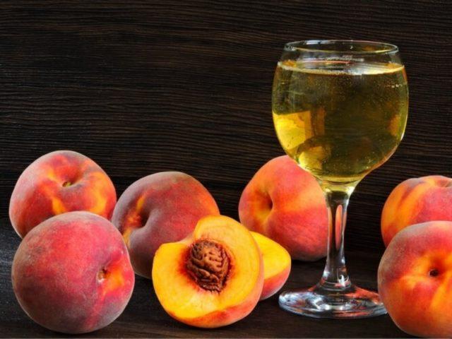Рецепты приготовления настойки из персиков в домашних условиях