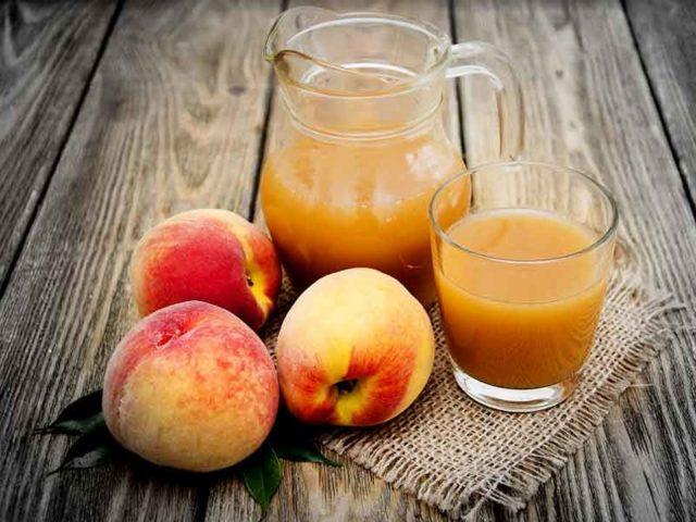 Персик: калорийность, польза и вред для организма человека