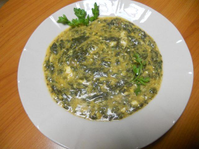 Как приготовить кашу из крапивы: по-армянски, рецепты