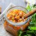 Икра из кабачков, моркови и лука