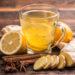 Чай с имбирем и лимоном: рецепты, польза и вред